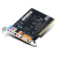 Sound Maker Value 5.1 Audio 5.1 Channel PCI Acceleration Card
