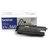 Brother TN-360 Black Laser Toner Cartridge