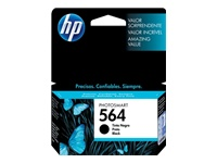 HP 564 - Print cartridge - 1 x black - 250 pages