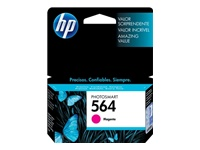 HP 564 - Print cartridge - 1 x magenta - 300 pages