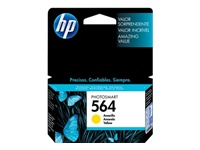 HP 564 - Print cartridge - 1 x yellow - 300 pages