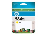 HP 564XL - CB325WN - print cartridge - yellow