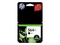 HP 564XL - CN684WN - print cartridge - High Capacity - black