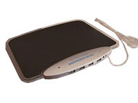 Super Surfboard 4 Port USB Hub-Mouse Pad