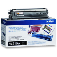 Brother TN210BK - Toner cartridge - 1 x black - 2200 pages